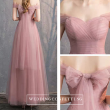 Load image into Gallery viewer, The Rossaline Bridesmaid Tulle Series - WeddingConfetti