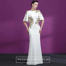 Load image into Gallery viewer, The Levanlie Mother Of Bride Gown - WeddingConfetti