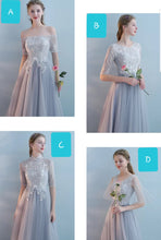 Load image into Gallery viewer, The Kosta Bridesmaid Collection (Grey) - WeddingConfetti
