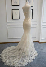 Load image into Gallery viewer, The Layla Wedding Bridal Tube Gown - WeddingConfetti