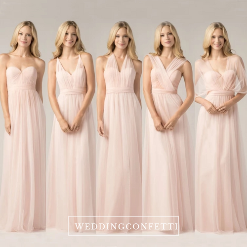The Ferlyn Customised Bridesmaid Collection - WeddingConfetti