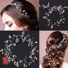 Load image into Gallery viewer, Bridal Headpiece - WeddingConfetti