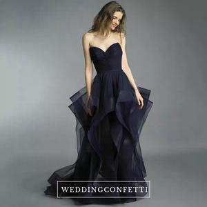 The Dora Tube Tulle Gown (Customisable) - WeddingConfetti