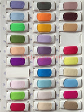 Load image into Gallery viewer, Hard Tulle Colour Chart - WeddingConfetti