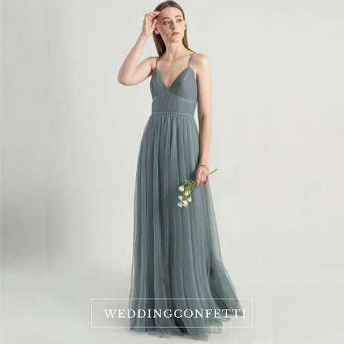 The Jalone Tulle Bridesmaid Dress (Customisable)