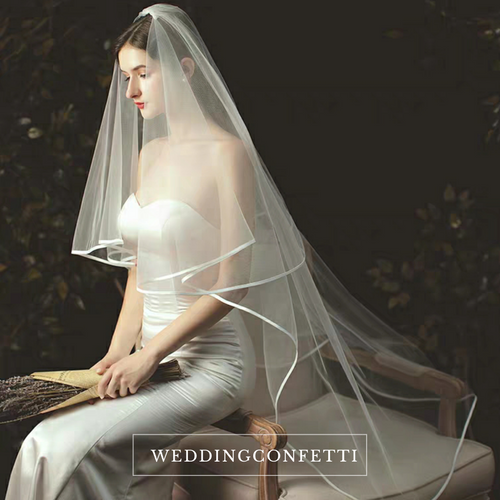 Wedding Bridal Veil (2 Different Lengths)