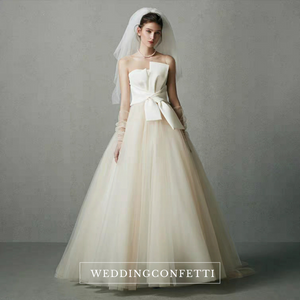 The Rhody Wedding Bridal Tube Gown