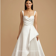 Load image into Gallery viewer, The Yaselle Wedding Bridal Sleeveless Gown
