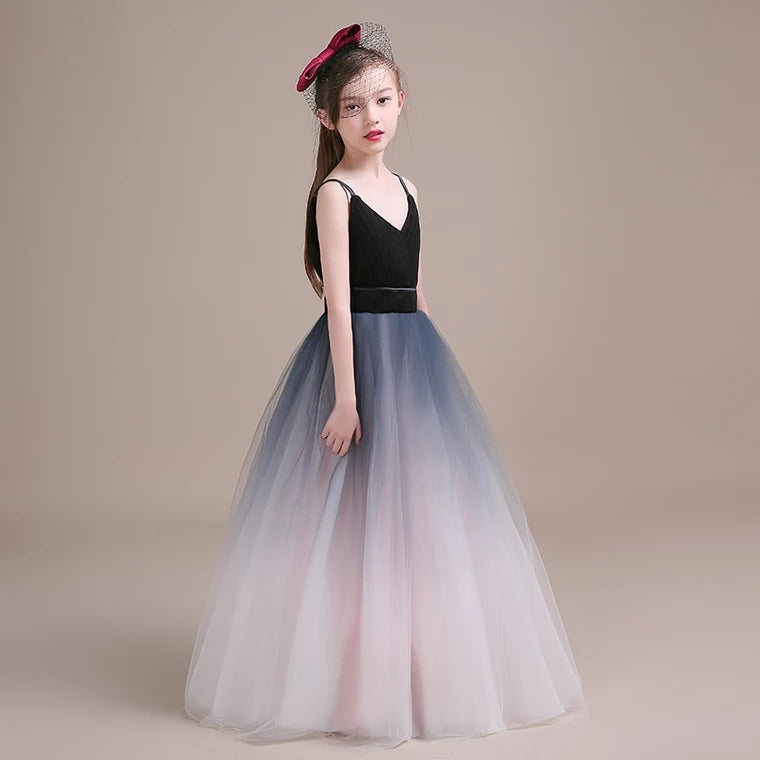 Flower Girl Ombre Dress - WeddingConfetti