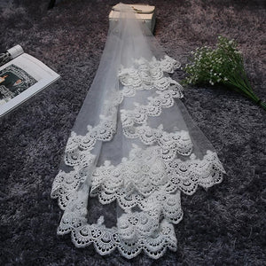 Wedding Bridal Veil - WeddingConfetti