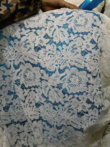 Lace Designs / Chart - WeddingConfetti