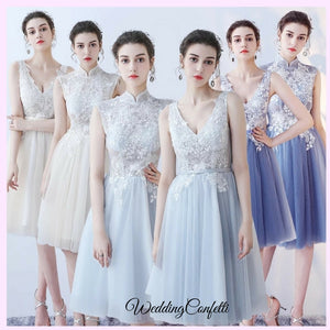The Penelope Bridesmaid Series - WeddingConfetti