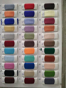 Tulle Swatch for Dora Gown - WeddingConfetti