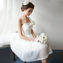 Load image into Gallery viewer, The Chantel Toga Dress (Available in 3 colours) - WeddingConfetti