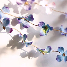 Load image into Gallery viewer, Wedding Flower Garland (Various Colours) - WeddingConfetti