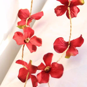 Wedding Flower Garland (Various Colours) - WeddingConfetti