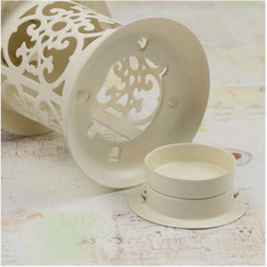 Vintage Wedding Candle Holder - WeddingConfetti