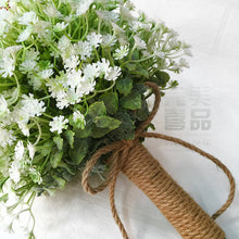 Load image into Gallery viewer, Wedding Flower Baby's Breath Bouquet - WeddingConfetti