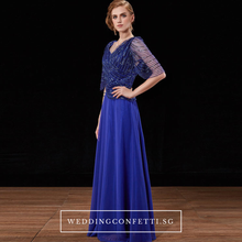 Load image into Gallery viewer, The Bernice Long Sleeves Dress (Available in 3 Colours) - WeddingConfetti