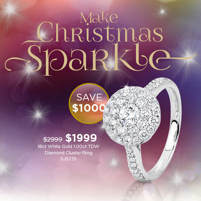 Make Christmas Sparkle with West Wyalong Jewellers