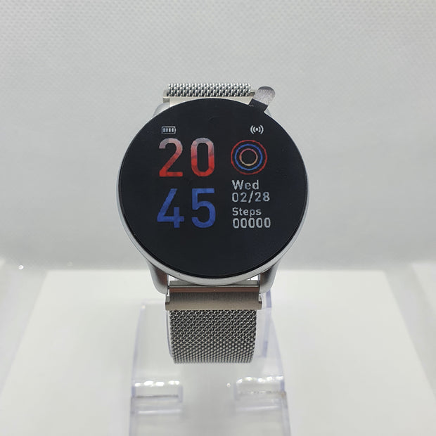 Smart Watch with interchangeable bands