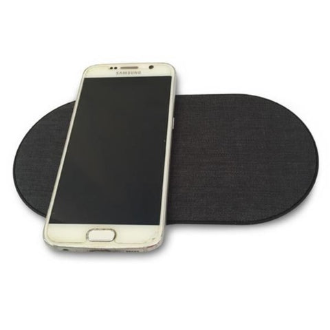 Men's Republic Wireless Double Phone Charger with Fabric