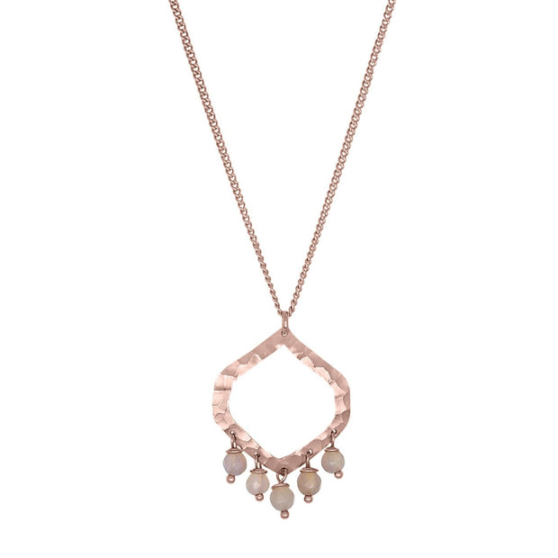 Nicole Fendel Allegra beaded Necklace