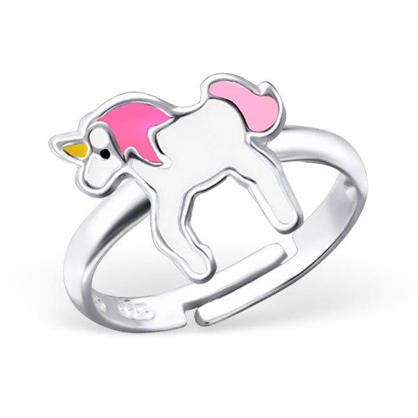 Unicorn adjustable rings.