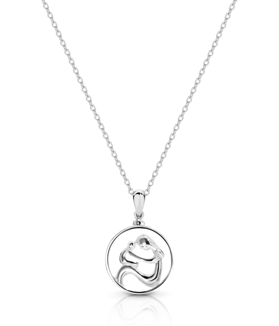 Mother & Child necklace