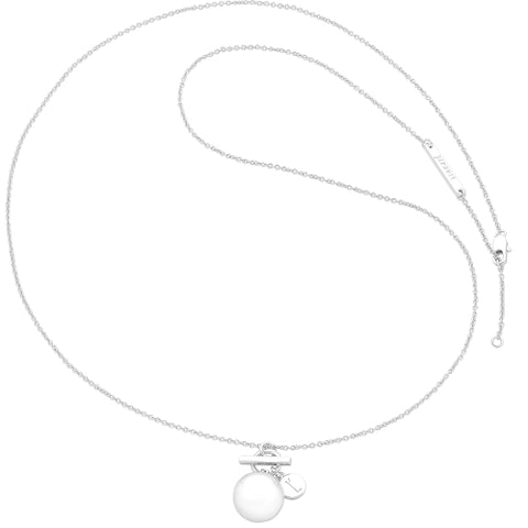 Cleo necklace by Liberte Design Silver