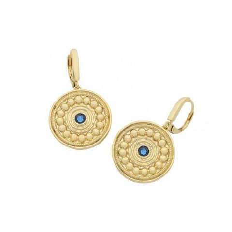 Adira Gold Earring by Liberte Design