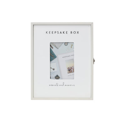 Keepsake boxes. Keepsake