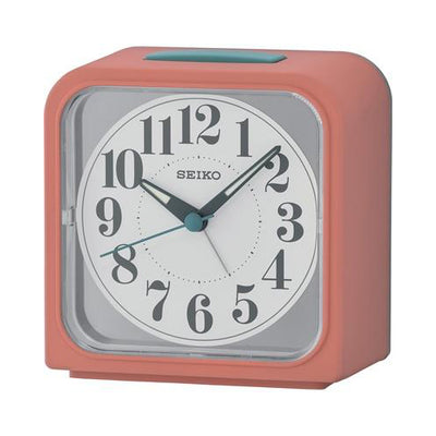 Seiko Alarm Clock Orange