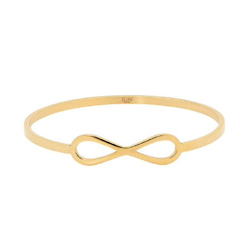 Stainless steel bangle by Ellani