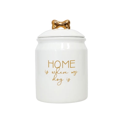 Dog Treat Jar