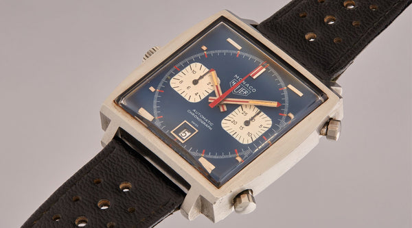 THE MOST EXPENSIVE HEUER EVER SOLD