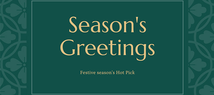 Festive season's Hot Pick