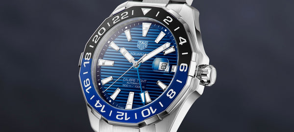 Introducing: TAG Heuer latest Aquaracer GMT