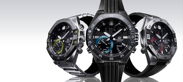 High-spec chronograph inspired by motorsports