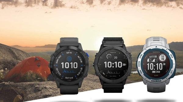 NOT JUST A GPS WATCH - GARMIN