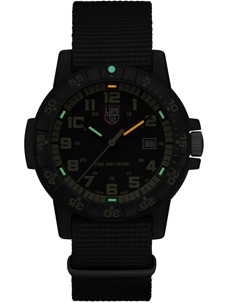 LUMINOX LEATHERBACK SEA TURTLE 0320 SERIES (0333) - Vincent Watch