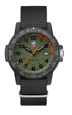 LUMINOX LEATHERBACK SEA TURTLE 0320 SERIES (0337)