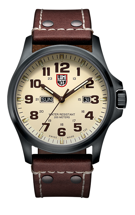 LUMINOX ATACAMA FIELD DAY DATE (1927) - Vincent Watch