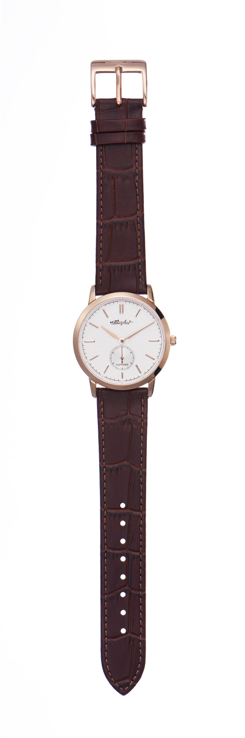 MARSHAL WATCH ROCHESTER 1193R RG/WH
