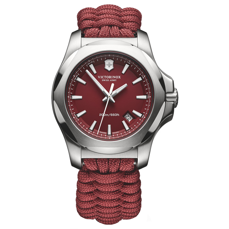 VICTORINOX INOX 241744 - Vincent Watch