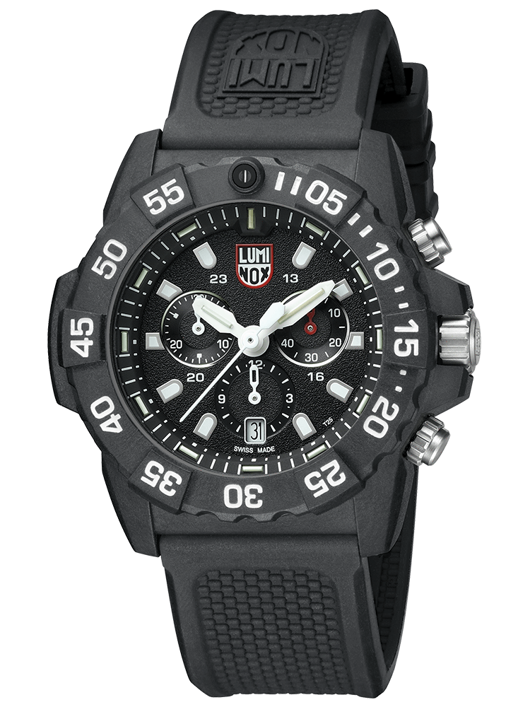 LUMINOX NAVY SEAL CHRONOGRAPH 3580 SERIES (3581) - Vincent Watch