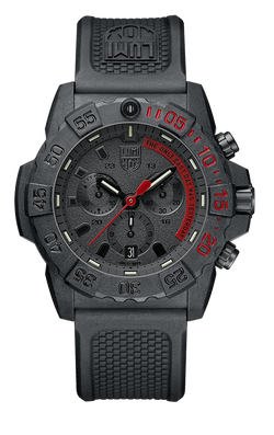 LUMINOX NAVY SEAL CHRONOGRAPH 3580 SERIES (3581.EY) - Vincent Watch