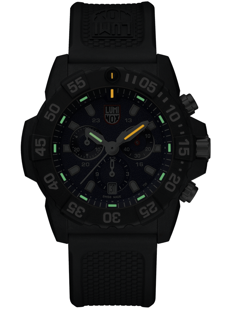 LUMINOX NAVY SEAL CHRONOGRAPH 3580 SERIES (3583) - Vincent Watch