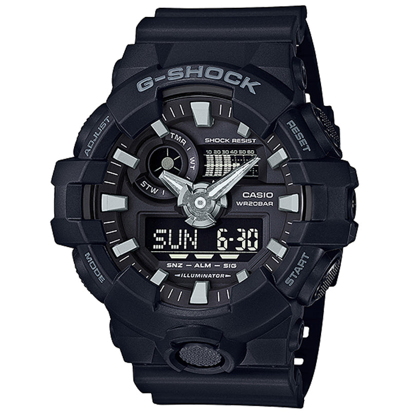 35th Anniversary G-Shock GA-700-1BDR
