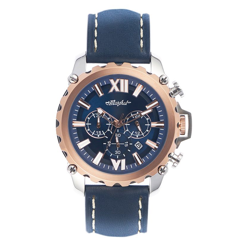 MARHSAL WATCH ROCK 1338JS RG/BLU